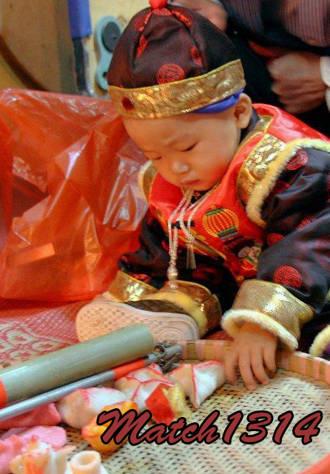 安徽的生育教子習俗